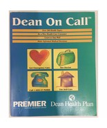 Dean on Call: Self-Care Book Over 200 Health Topics by Premier Medical I... - $24.00