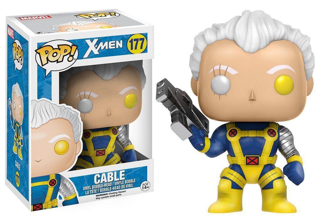 Funko Pop Marvel - X-Men: Cable [New]