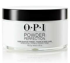 OPI Powder Perfection Dip Powder DP001 Clear 4.25 oz - $54.44