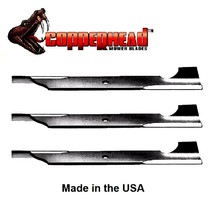 "Copperhead Mower Blades fits 48"" Cut 32061A 1-323515, 1-403026, 103-6583-S - $34.98+"