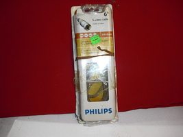 s-video  cable  6  ft  phillips - $0.99