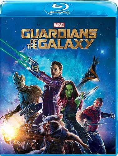 Guardians of the Galaxy (Blu-ray Disc, 2014)