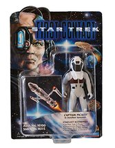 Star Trek First Contact Captain Picard in Starfleet Space 6 inch Action ... - $9.89
