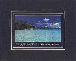 Touching and Heartfelt Poem for Motivations - [Change your thoughts and you can  - $10.84