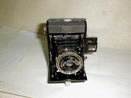 Zeiss ikon 1937 folding camera exc cond novar anastigmat nettar 515 pocket - $150.00