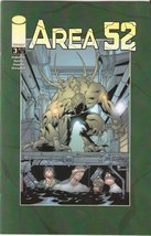 Area 52 #3 April 2001 [Comic] [Jan 01, 2001] Br... - $6.99