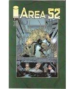 Area 52 #3 April 2001 [Comic] [Jan 01, 2001] Br... - $6.99