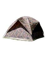 Tex Sport Square Dome 5 Person Camping Tent Camo-Headquarters - $132.85