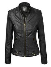 New Panel Stitched Construction With Two Side pockets Women Real Leather... - $166.00