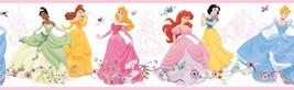 Pretty in Pink Dancing Disney Princess / Princesses Wallpaper Border  DK5946BD - $16.92