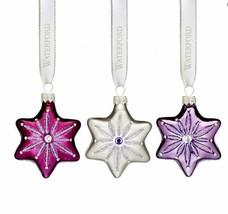 Waterford 2017 Holiday Heirlooms Waterford Sensations Snowflake ornament... - $157.41