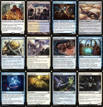 Sram's Aid   MTG Magic The Gathering White Blue 60 Card Modern Deck Lot - $28.99