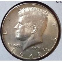 1968 Kennedy Silver Half Dollar Very Nice! - $6.10