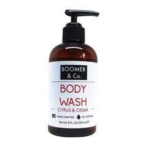Citrus & Cedar Body Wash - $15.00