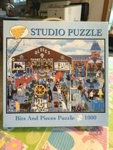 2006 Oldies Marketplace Kemon Sermos Bits and Pieces Studio Puzzle Rare Complete - $39.99