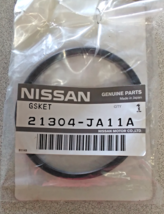 Nissan 21304-JA11A Oil Cooler O-Ring Seal Gasket - $7.99
