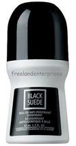 Avon Roll On Mens BLACK SUEDE Anti Perspirant Deodorant ~1.7 oz (Quantit... - $2.72
