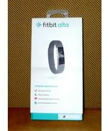NEW Fitbit Alta Wristband,  Large - Black - $97.51