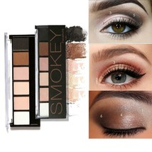 Special Beauty 6 Color/Palette Pearl Glitter Shimmer Eyeshadow Professio... - $9.99