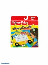 Vintage Fisher Price Magna Doodle MAGIC Learning Math Cards Educational 1997 - $14.85