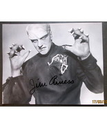 James Arness (THE THING FROM FROM ANOTHER WORLD) ORIGINAL AUTOGRAPH - $799.99