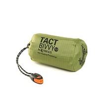 Tact Bivvy Compact Lightweight Sleeping Bag Waterproof Thermal Emergency... - $32.07