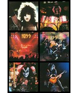 KISS Canadian Campus Craft 22 x 33 Inch Custom Collage Poster - Collectibles - $50.00