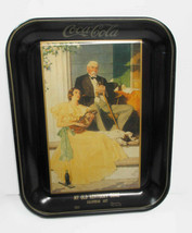 Coca-Cola Tray My Old Kentucky Home Norman Rockwell  UNIQUE ITEM - $11.88