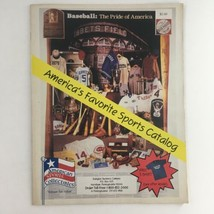 American Sports Collectibles Baseball The Pride of America Sports Catalog - $14.20
