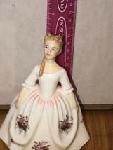 ROYAL DOULTON  Lavender Rose HN 3481 Figurine 1992 Signed #56 - $34.65