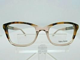VERA WANG V 371 (TP) Taupe 48 X 18 138 mm Eyeglass Frame - $79.15