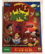 Disney '2009' Apples to Apples Game Family Card Game Ages 7+ Mattel Games - $12.59