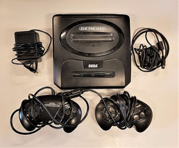 Sega Genesis Console Entertainment Video Game System Model 1631 - $48.02