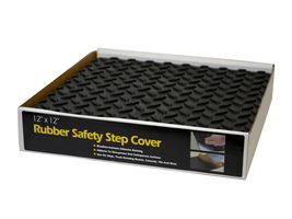 Offex Rubber Non-slip Treads Safety Step Covers - 12x12 in - $66.28