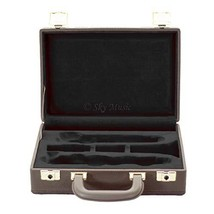 Professional Replacement Case for Bb Clarinet Imitation of Leather (Brow... - $69.29