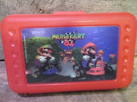 MARIO KART 64 Pencil Box Holder 1998 Nintendo - $14.84