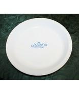 Vintage Corning Ware Blue Cornflower P-309 Pie Plate Baking Serve Dish 9in - $12.86
