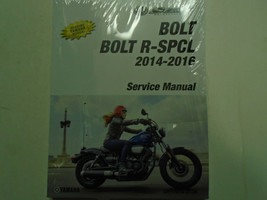 2014 2015 2016 YAMAHA BOLT Owners Service Shop Repair Manual OEM Factory... - $138.60