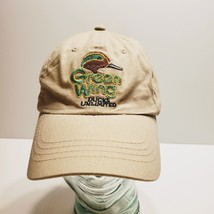 Green Wing Ducks Unlimited Adjustable Hat One Size Fits Most. Dorfman Pacific.   image 1