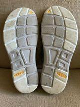 KEEN Uneek Gray Woven Slingback Sport Sandals Womens US 11 EUR 42 image 8