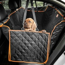 Lantoo Dog Seat Cover, Large Back Seat Pet Seat Cover Hammock for Cars, ... - $60.70