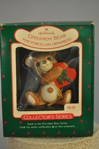 Hallmark - Cinnamon Bear - Fine Porcelain - 6th in Series - Classic Orna... - $9.48