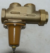 Watts Water Pressure Reducing Valve 1 1/2 Inch Lead Free 0009431 image 2