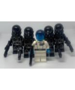 5pcs Star Wars Grand Admiral Thrawn and Death Troopers Custom Minifigure... - $12.99