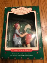 Hallmark Collector 's Series Shall We Dance Handcrafted Ornament Dated 1988 - $21.32