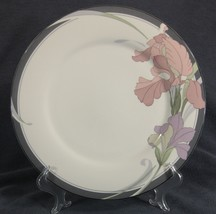 Noritake Cafe Du Soir 9091 Dinner Plate New Decade Porcelain Floral - $24.95