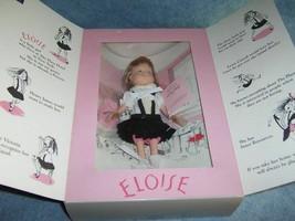 "2000 Madame Alexander- 8"" Eloise doll #80680            18 - $68.30"