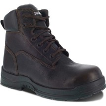 Mens Rockport Work More Energy Composite Toe Boots - Brown [RK6641] - €71,28 EUR