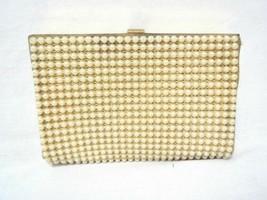 Vintage Jemco Beaded  Clutch Purse  - $16.87