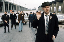 The French Connection Gene Hackman Iconic Image 18x24 Poster - $23.99